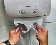 pulling-a-paper-towel