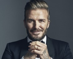 MUST CREDIT SPECIAL  PRICE  APPLIES. RESTRICTIONS APPLY. British footballing star turned fashion icon David Beckham.